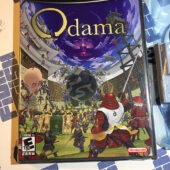 Odama Nintendo GameCube SEALED with Manual + Microphone [638]