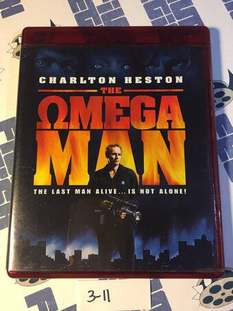 The Omega Man HD DVD Edition (2007)