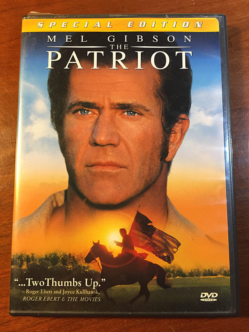 Mel Gibson The Patriot Special Edition DVD (2000)