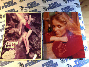 Set of 2 Cheryl Ladd (Charlie's Angels, Las Vegas) 8×10 inch Publicity Photos [PHO1020]