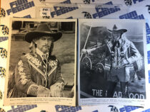 Buffalo Bill and the Indians or Sitting Bull's History Lesson Set of 2 Original  Press Photos – Paul Newman, Robert Altman [PHO941]
