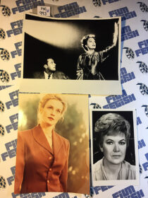 Set of 18 Original Press Photos of Hollywood Starlets Actresses, Sophia Loren + More [PHO993]
