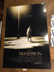 The Possession Original 27×40 inch Movie Poster (2012) [D47]