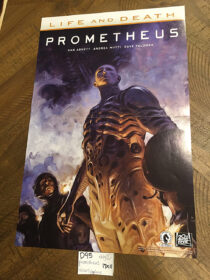 Prometheus: Life and Death / Aliens Defiance 11×17 inch Double-Sided Comics Poster [D95]