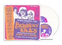 Psychedelic Sex Kicks Original Motion Picture Soundtrack Limited Vinyl Edition with Bonus DVD