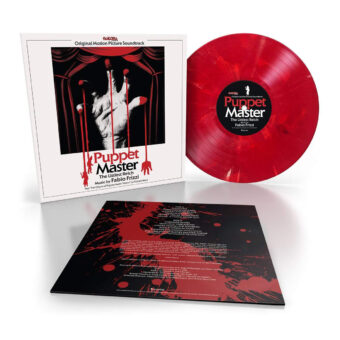 Puppet Master: The Littlest Reich Toulon's Bloody Revenge Vinyl Edition
