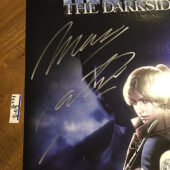 CAPCOM Resident Evil: The Darkside Chronicles 24 x 36 inch Game Poster SIGNED by Game Developers