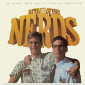 Revenge of the Nerds Original Motion Picture Soundtrack Limited Vinyl Edition