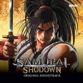 Samurai Shodown Original Soundtrack Special Edition 2-Disc CD Set