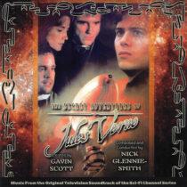The Secret Adventures of Jules Verne Original SyFy TV Series Soundtrack 2-CD Set