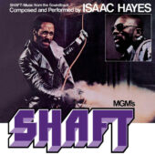 Isaac Hayes Shaft Original Soundtrack + Music Score 2-Disc Deluxe CD Set