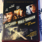 Sky Captain and the World of Tomorrow HD DVD Special Collector's Edition