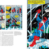 Marvel's Spider-Man: From Amazing to Spectacular: The Definitive Comic Art Collection Hardcover Edition