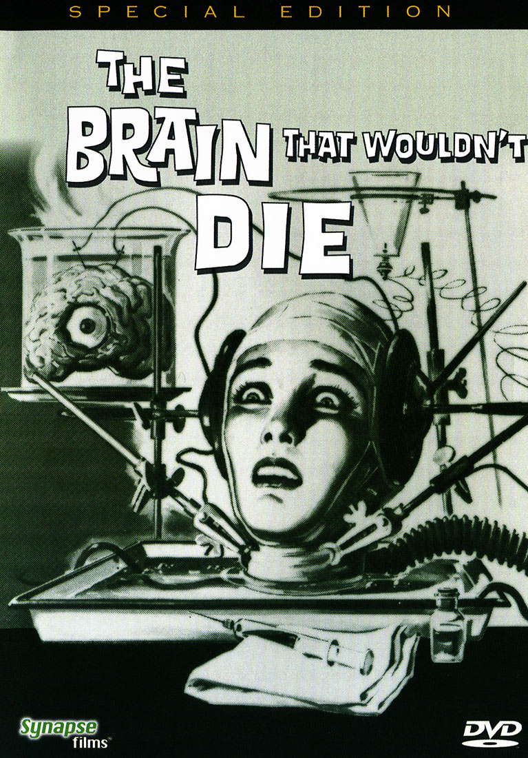 The Brain That Wouldn't Die Special Edition DVD