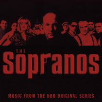 The Sopranos: Music From The HBO Original Series 2-Disc 180 Gram Translucent Red Vinyl Edition