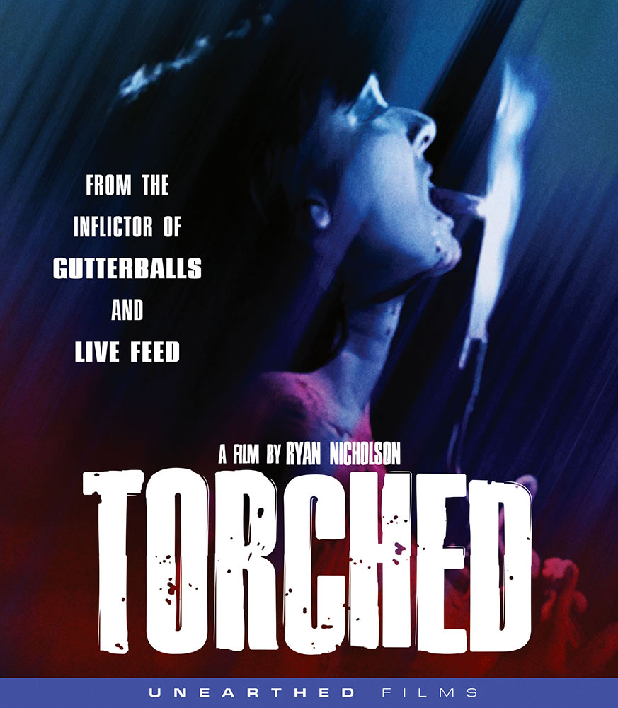 Torched Collectors Edition Blu-ray