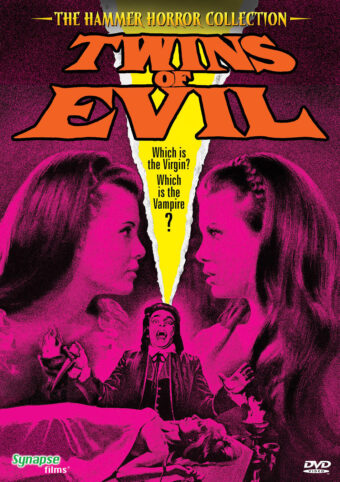 Twins of Evil: The Hammer Horror Collection Special Edition DVD