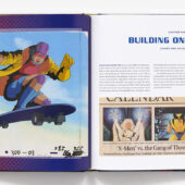 X-Men: The Art and Making of the Animated Series Hardcover Edition