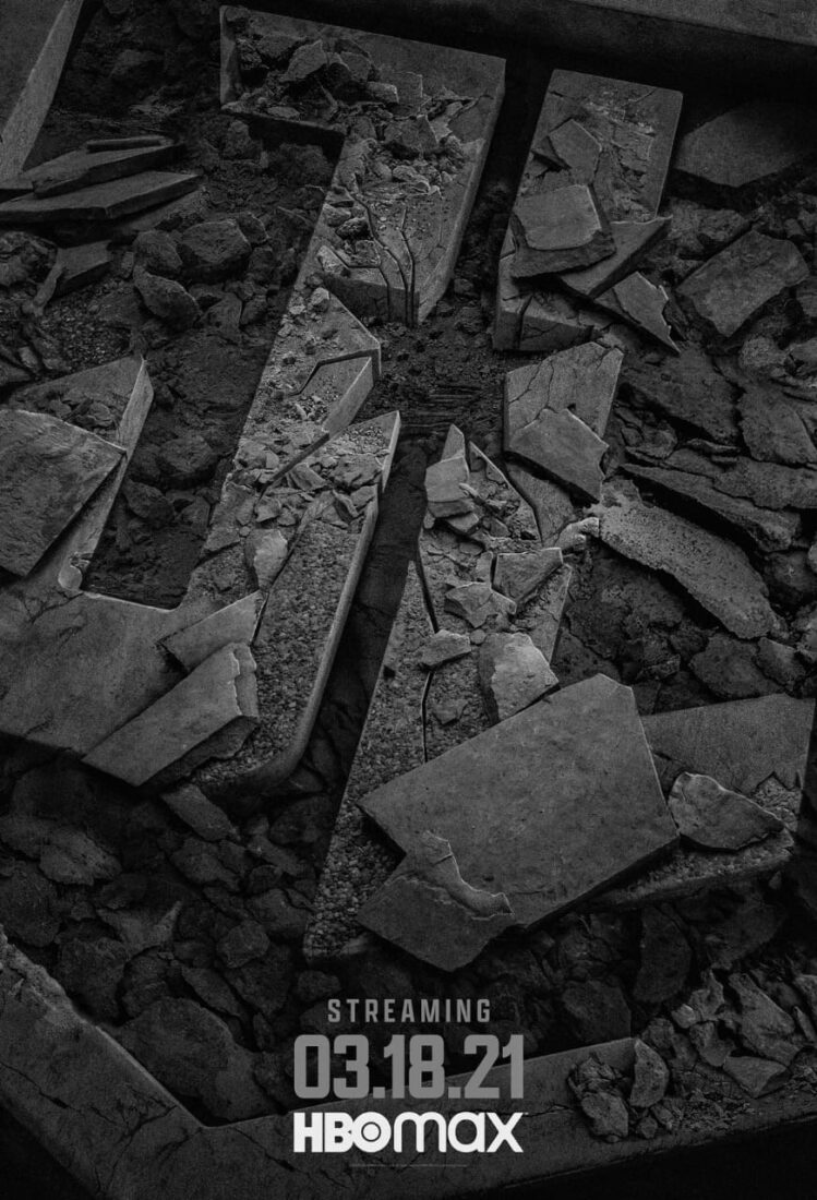New poster for Zack Snyder's Justice League