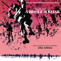 A Bridge Too Far Expanded Original MGM Motion Picture Soundtrack 2-CD Edition Composed by John Addison