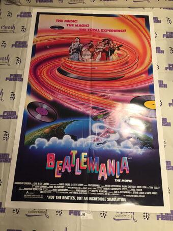 Beatlemania The Movie Original 27×41 inch Movie Poster (1981) John Lennon [J33]