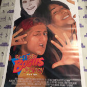 Bill & Ted's Bogus Journey Original 27×41 inch Movie Poster (1991) [J36]