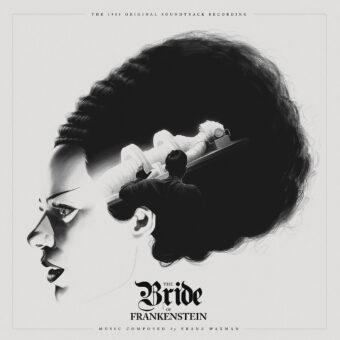 The Bride Of Frankenstein Original 1935 Motion Picture Soundtrack Music Vinyl Edition
