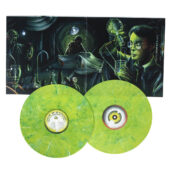 Bride of Re-Animator Original Motion Picture Soundtrack 2-Disc Deluxe Colored Vinyl Edition