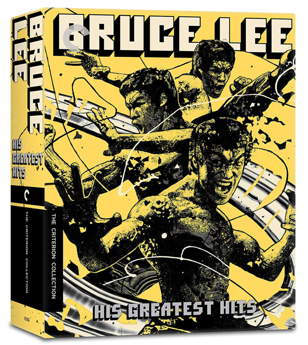Bruce Lee: His Greatest Hits Criterion Blu-ray Special Edition Boxed Set