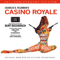 Casino Royale 50th Anniversary Original Motion Picture Soundtrack CD Limited Edition