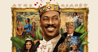 Official poster for Eddie Murphy's sequel Coming 2 America revealed