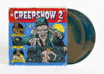 Creepshow 2 (1987) Original Motion Picture Soundtrack 2-LP Vinyl Edition (Old Chief Woodenhead – Metallic Golden Brown / Deep Teal Swirl)