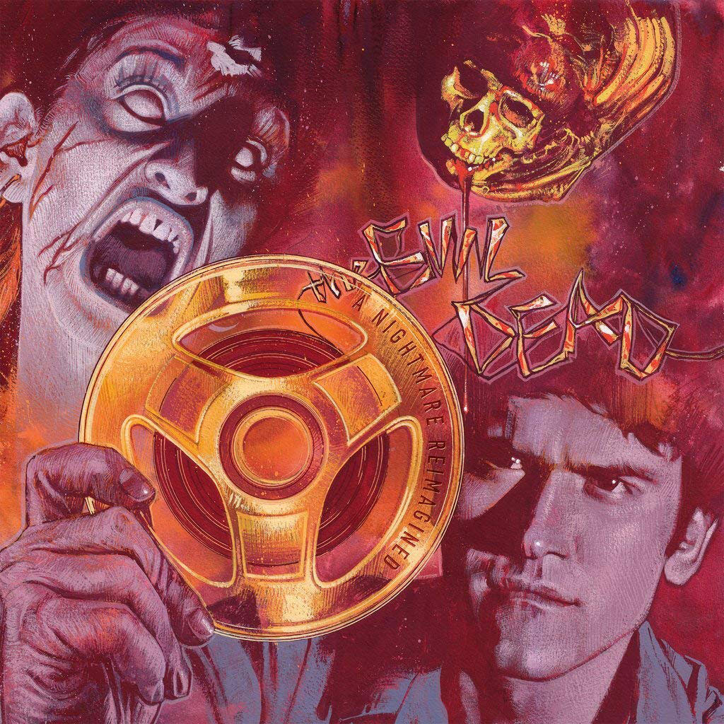 Evil Dead: A Nightmare Reimagined 2-LP Vinyl Edition