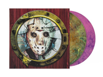 Friday the 13th Part VIII: Jason Takes Manhattan Original Motion Picture Soundtrack Score 2LP Vinyl Edition
