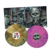 Friday the 13th Part VIII: Jason Takes Manhattan Original Motion Picture Soundtrack Score 2LP Vinyl Edition
