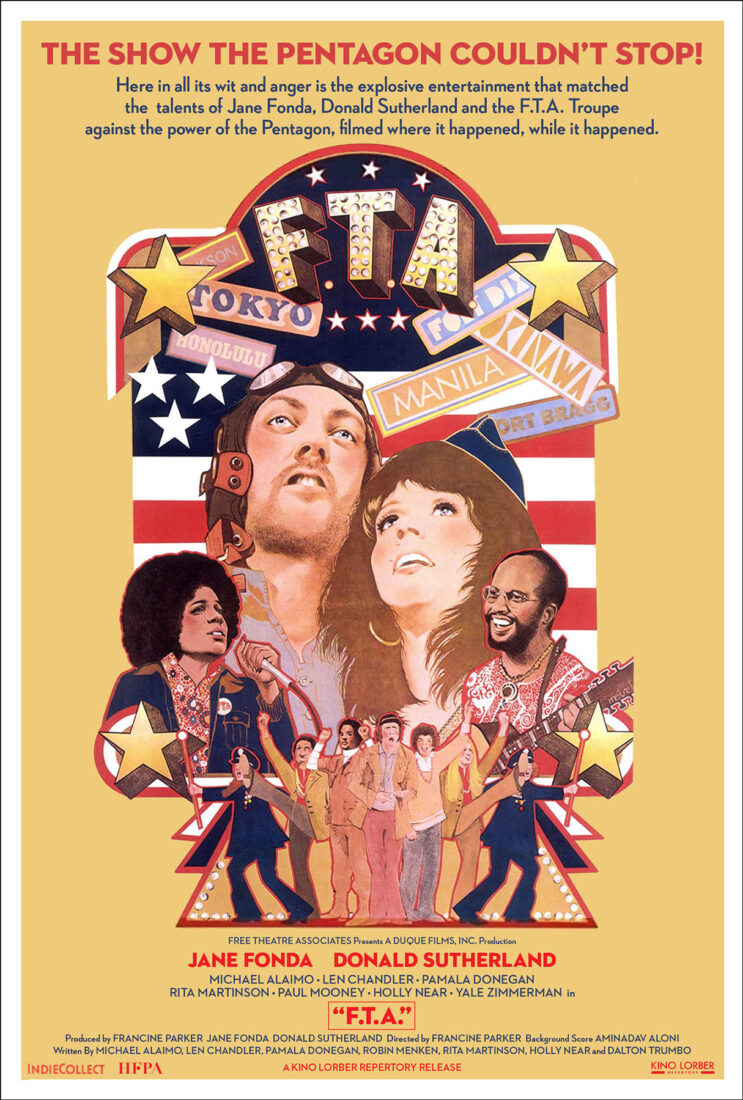 Documentary F.T.A. coming to virtual cinemas this March