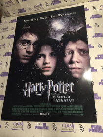 Harry Potter and the Prisoner of Azkaban Original Double-Sided 27×40 inch Movie Poster (2004) [J32]