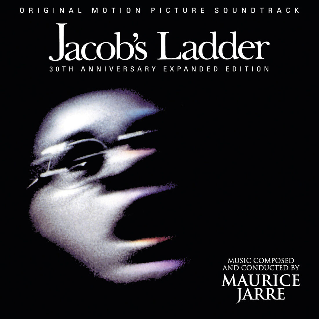 Jacob's Ladder 30th Anniversary Expanded Edition Original Soundtrack 2-CD Set by Maurice Jarre