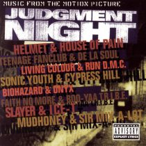 Judgement Night: Music from the Motion Picture Soundtrack CD