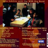 Gillespiana in Cologne Composed by Lalo Schifrin, Featuring Jon Faddis, Paquito D' Rivera