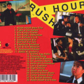 Rush Hour Original Motion Picture Soundtrack Score by Lalo Schifrin CD