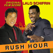 Rush Hour Original Motion Picture Soundtrack Score by Lalo Schifrin CD