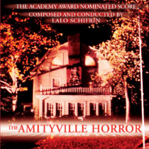 The Amityville Horror Original Motion Picture Soundtrack by Lalo Schifrin CD