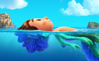 Check out the final poster for Pixar's Luca