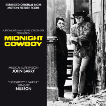Midnight Cowboy Expanded Original MGM Motion Picture Soundtrack Score 2-CD Set Supervised by John Barry