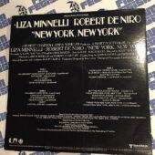 New York, New York Original Motion Picture Soundtrack Score 2-LP Vinyl Edition (1977) [C48]