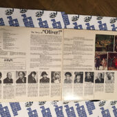 Oliver Original Soundtrack Recording Vinyl Edition [C47]