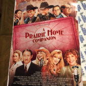 A Prairie Home Companion Original 27×40 inch Movie Poster (2006)