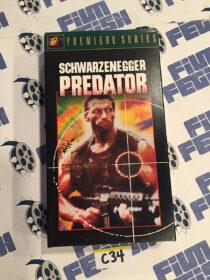 Predator Premiere Series VHS Edition