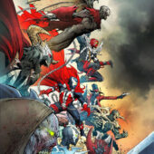 Todd McFarlane to create Justice League/Avengers-style universe for Spawn and related characters